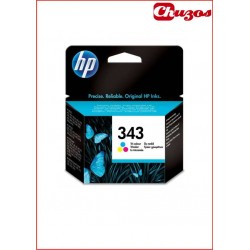 CARTUCHO TINTA HP 343 TRICOLOR ORIGINAL C8766EE