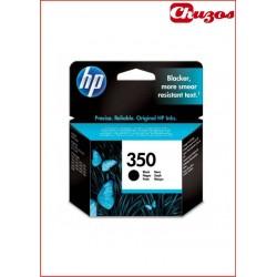 CARTUCHO TINTA HP 350 NEGRO CB335EE ORIGINAL