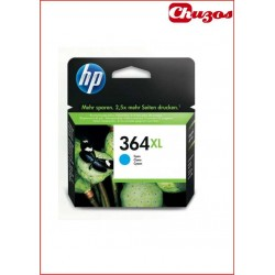 CARTUCHO TINTA HP 364XL CYAN ORIGINAL CB323EE