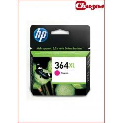 CARTUCHO TINTA HP 364XL MAGENTA ORIGINAL CB324EE