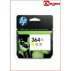 CARTUCHO TINTA HP 364XL YELLOW ORIGINAL CB325EE