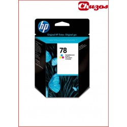 CARTUCHO TINTA HP 78 TRICOLOR ORIGINAL C6578D