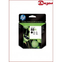 CARTUCHO TINTA HP 88XL NEGRO ORIGINAL C9396AE