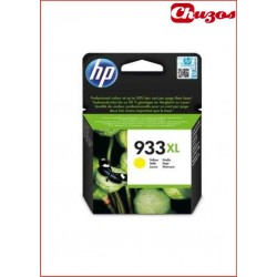 CARTUCHO TINTA HP 933XL AMARILLO ORIGINAL CN056AE