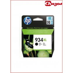CARTUCHO TINTA HP 934XL NEGRO ORIGINAL C2P23AE