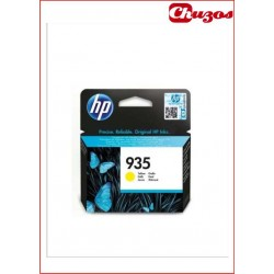 CARTUCHO TINTA HP 935 YELLOW ORIGINAL C2P22AE