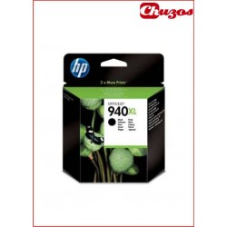 CARTUCHO TINTA HP 940XL NEGRO ORIGINAL C4906AE