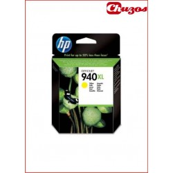 CARTUCHO TINTA HP 940XL YELLOW ORIGINAL C4909AE