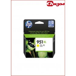 CARTUCHO TINTA HP 951XL YELLOW ORIGINAL CN048AE