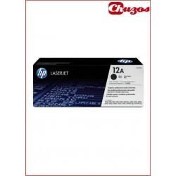 TONER HP HPQ2612A 12A NEGRO ORIGINAL
