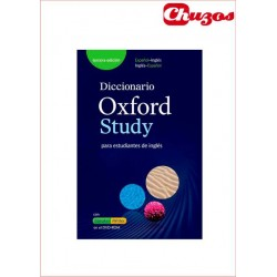 DICCIONARIO OXFORD STUDY ESPAÑOL - INGLES / INGLES - ESPAÑOL