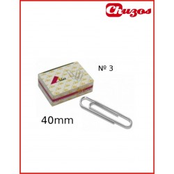 CLIPS LABIADOS 40MM 100 UDS