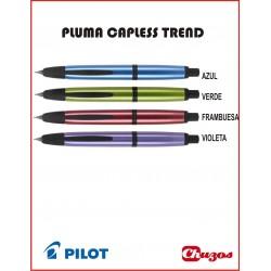 PLUMA PILOT CAPLESS TREND