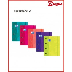 CARPETA CON RECAMBIO OXFORD A5 TOUCH
