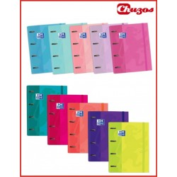 CARPETA CON RECAMBIO OXFORD A4 TOUCH