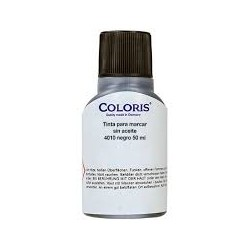 TINTA PARA SELLOS AZUL COLORIS 50ML