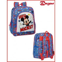 MOCHILA JUNIOR MICKEY MOUSE THINGS